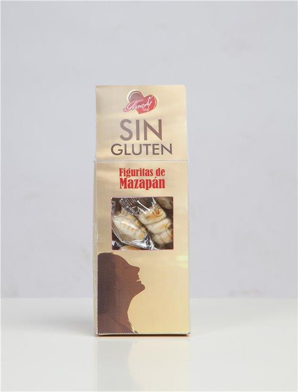Figuritas de mazapán suprema sin gluten (200 gr)