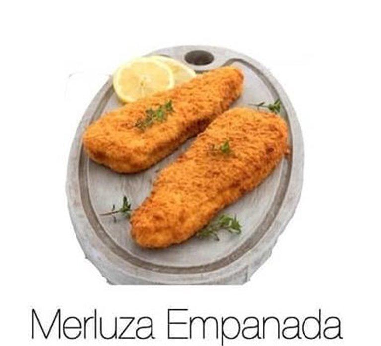 Filete de merluza empanada (caja 12 unidades) (ref. 210013)