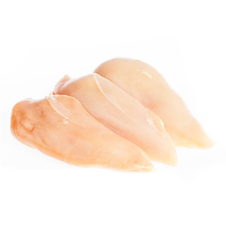 Filete de pollo de corral