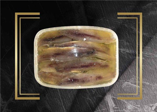 Filete de sardina ahumado