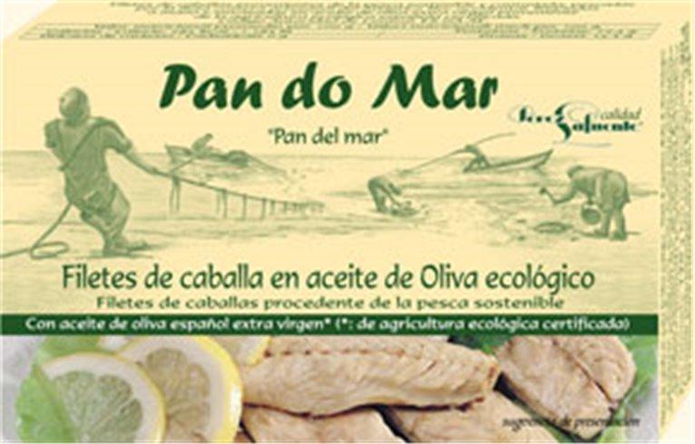 Filetes De Caballa, 120 gr