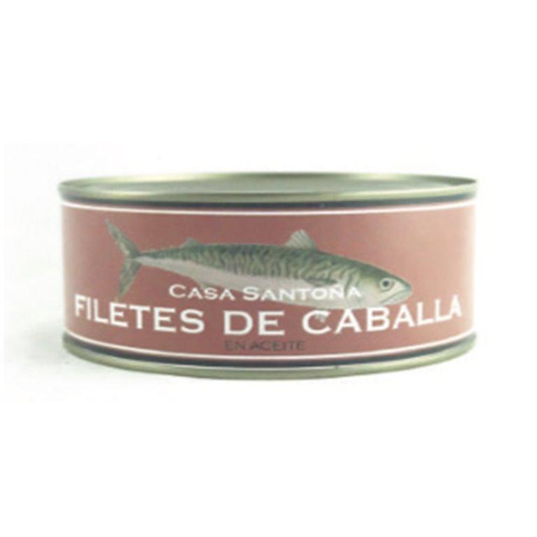 Filetes de Caballa, 1 ud