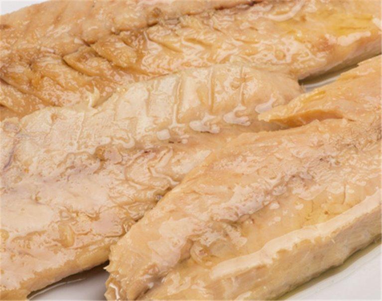 Filetes de Caballa Arlequín, 1 ud