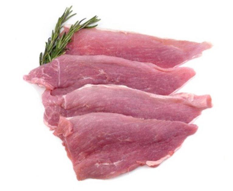 Filetes de Cerdo, 1 kg