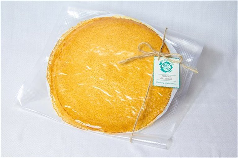 Filloas gallegas caseras 300gr