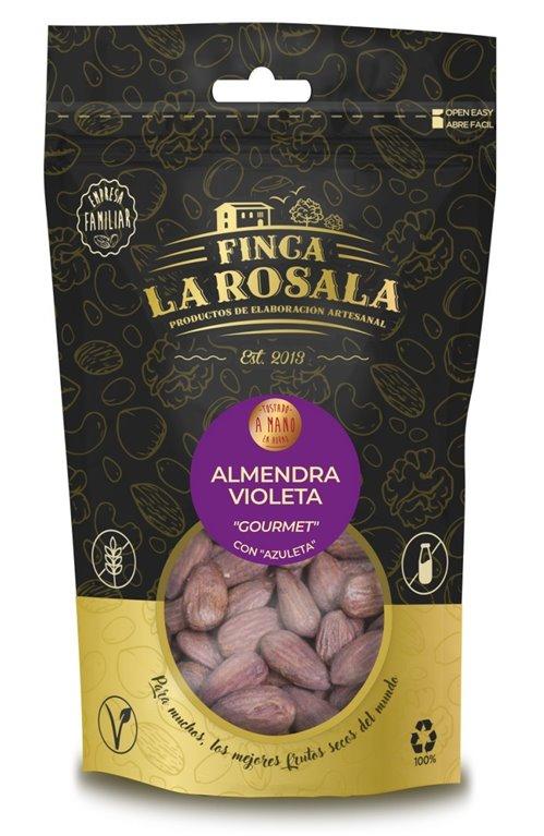Finca La Rosala almendra violeta