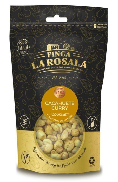 Finca La Rosala cacahuete curry