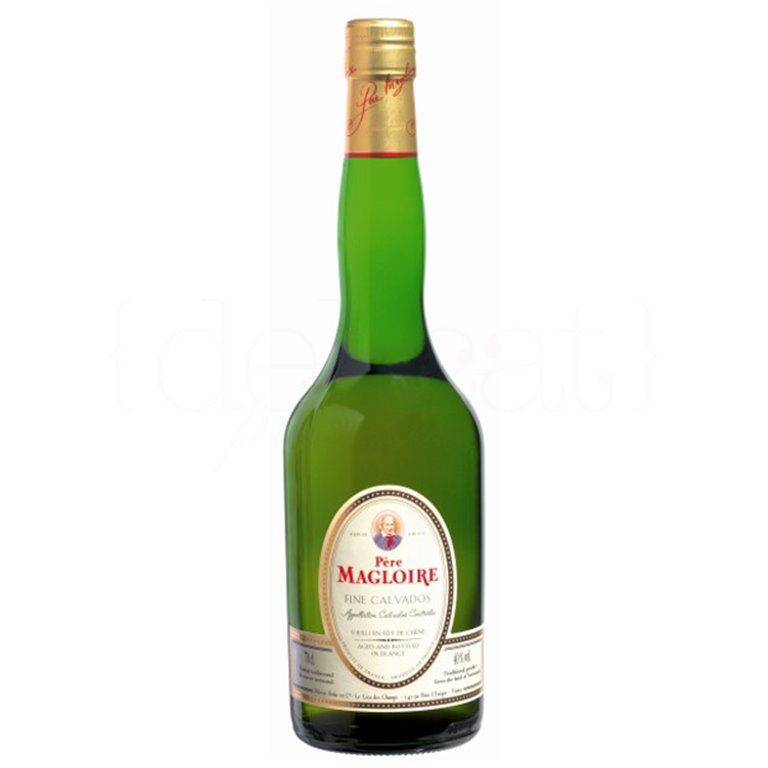 Fine Calvados (con estuche) 70cl. Père Magloire. 6un., 1 ud