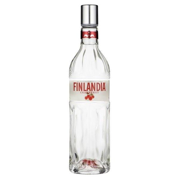FINLANDIA CRANBERRY 1L.
