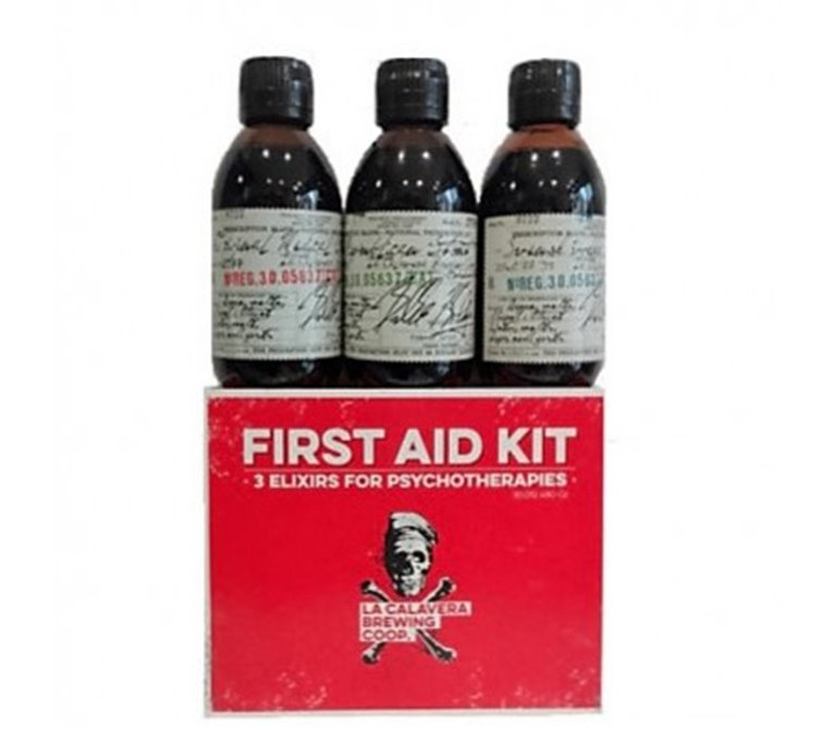 First Aid Kit, 1 ud