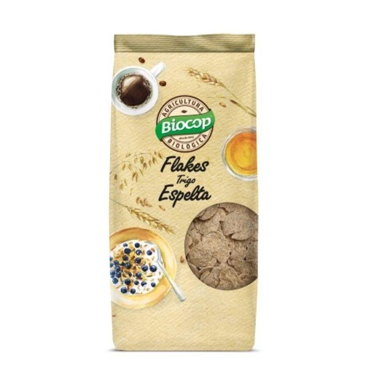 Flakes de Espelta Maxi Bio 200g