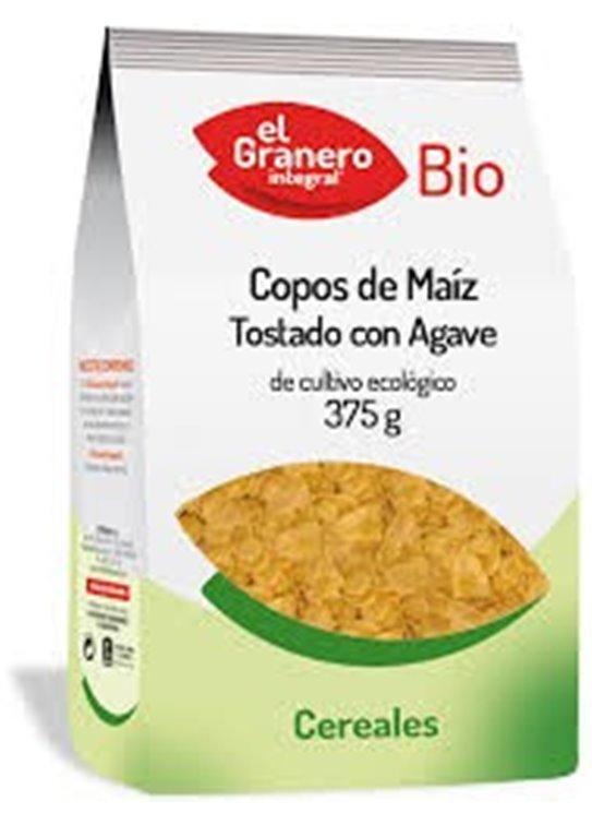 Flakes de Maíz con Agave Bio 375g