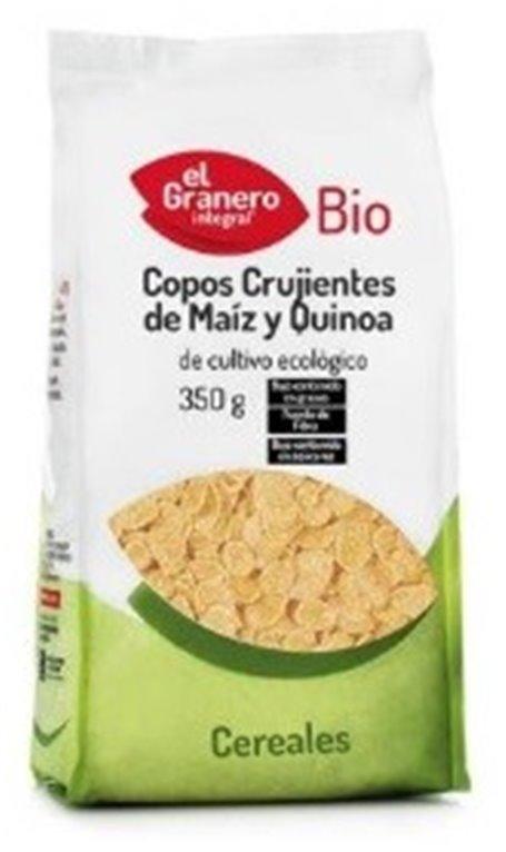 Flakes de Maíz y Quinoa Bio 350g