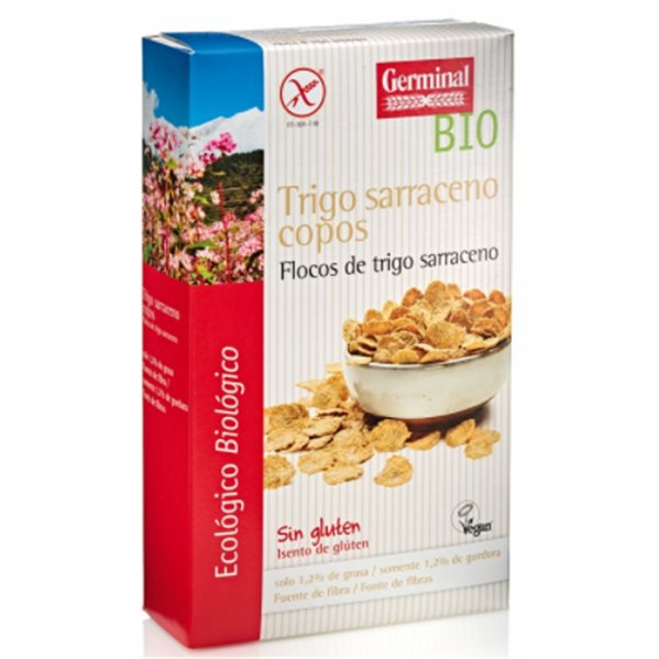 Trigo Sarraceno Flakes Sin Gluten Bio 200g