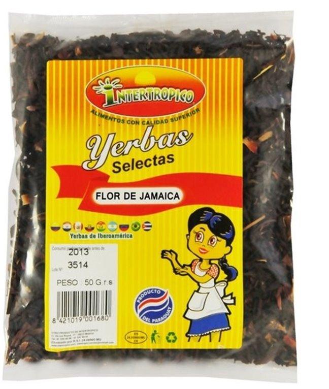 FLOR DE JAMAICA INTERTROPICO 50GR