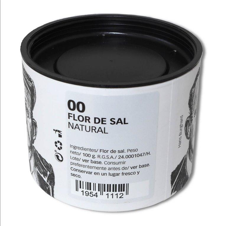 Natural Flower of Salt 100 g.