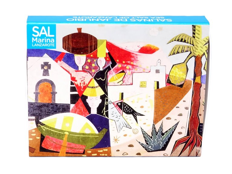 Flor de Sal, Salinas de Janubio