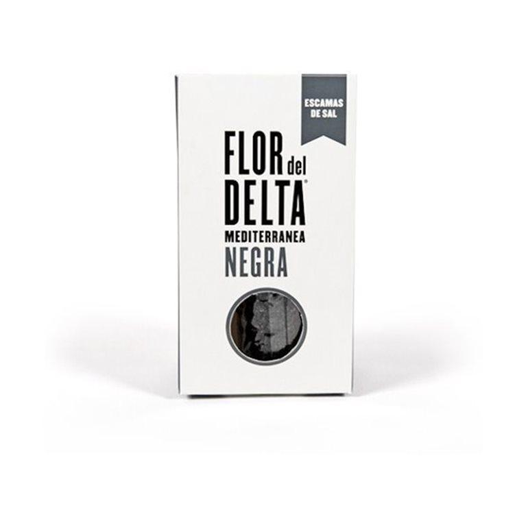 Flor del Delta Escama de Sal Negra
