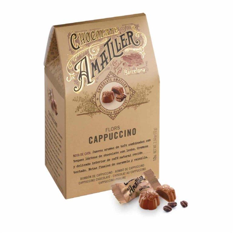 Flores cappuccino Amatller