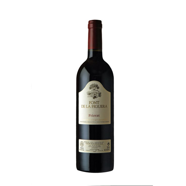 Font de la Figuera, 2019 vino tinto