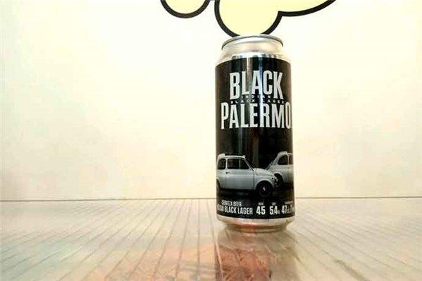 Four Lions Black Palermo – Lata