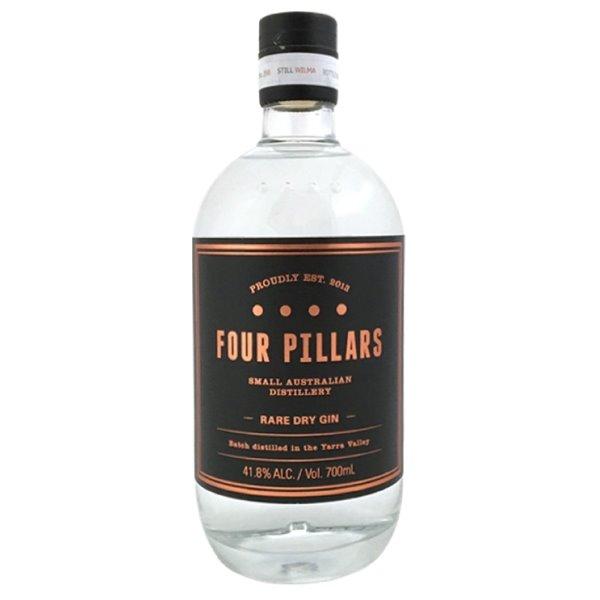 FOUR PILLARS RARE DRY GIN 0,70 L.