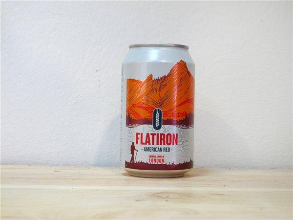 Fourpure Flatiron Red