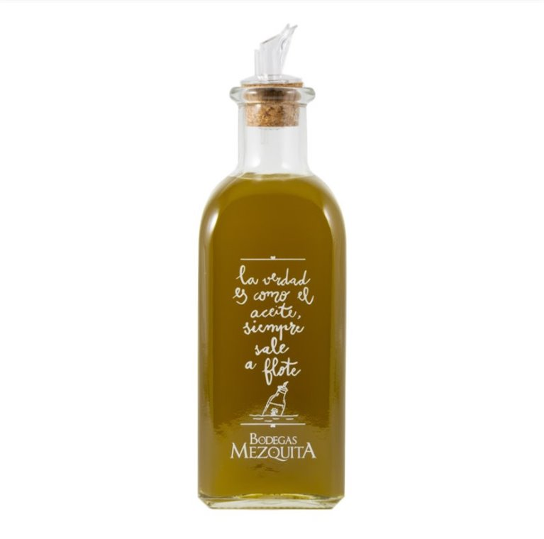 Decorative Oil Flask