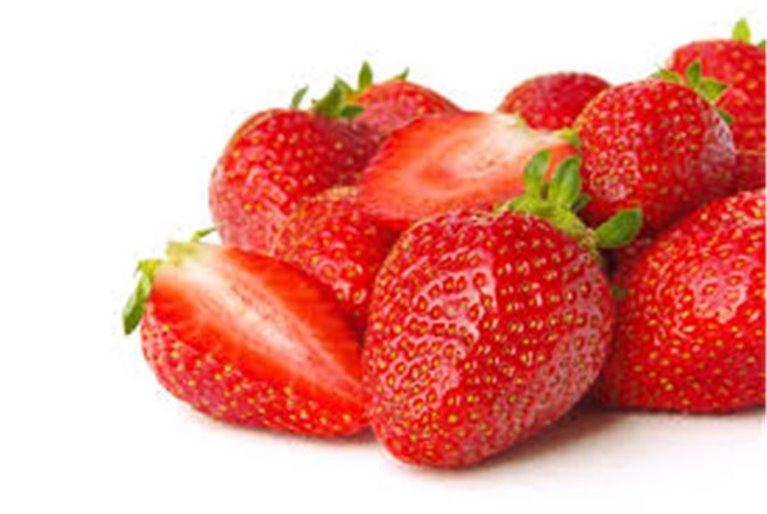 Fresas calidad extra, 1 kg