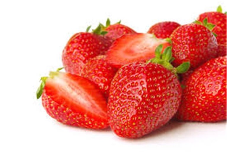 Fresas calidad extra