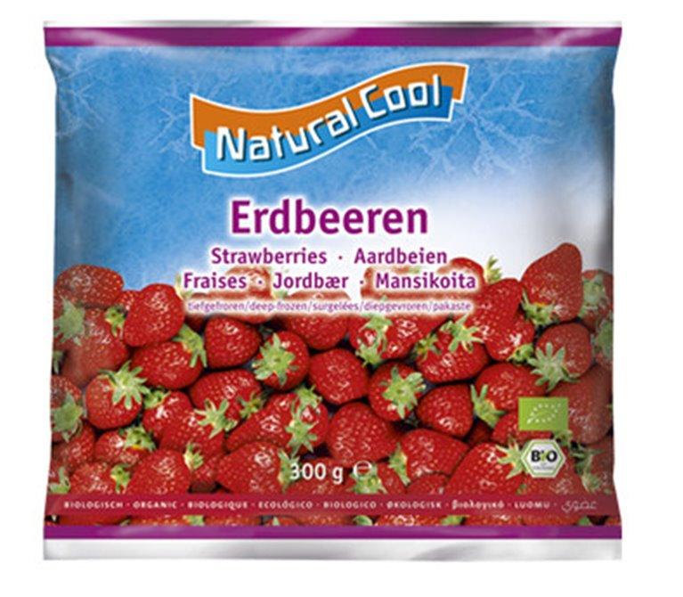 Fresas congelados, 300 gr