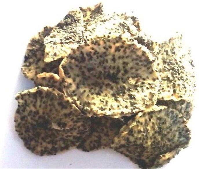 Fruta del Dragón (Blanca) en rodajas, bandeja 200 gramos, 1 ud