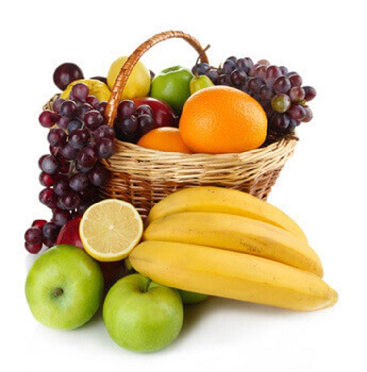 Fruta ecológica variada, 4 kg