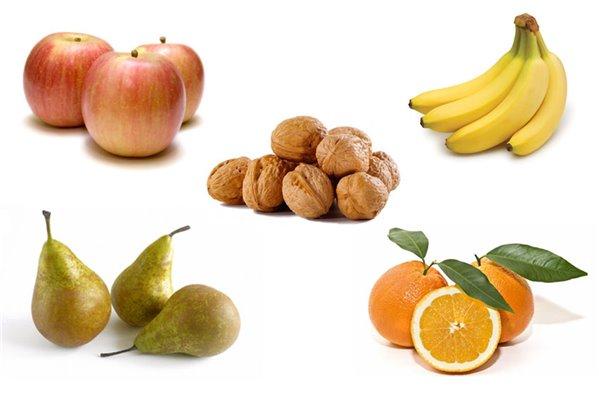 Fruta para bajar colesterol