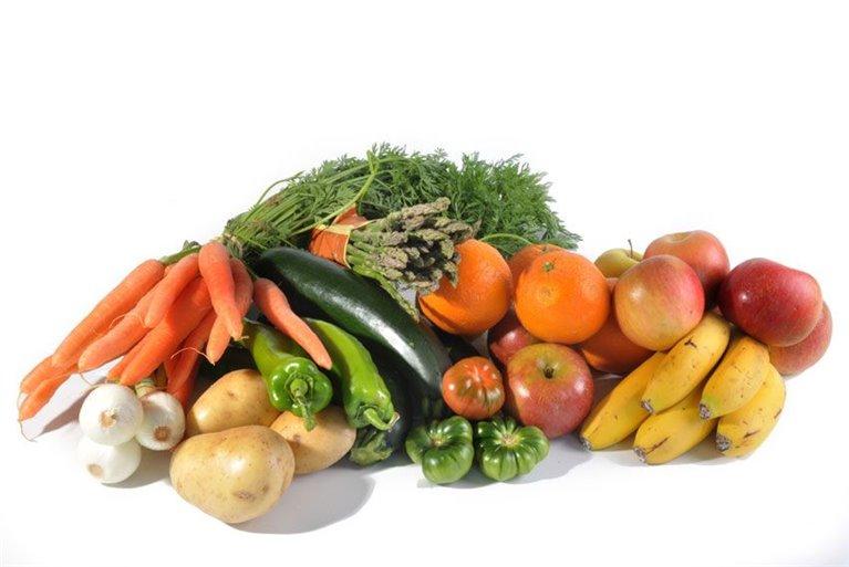 Fruta y Verdura de verano (15kgs)