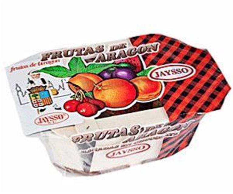 Frutas de Aragón cesta Jaysso, 1 ud