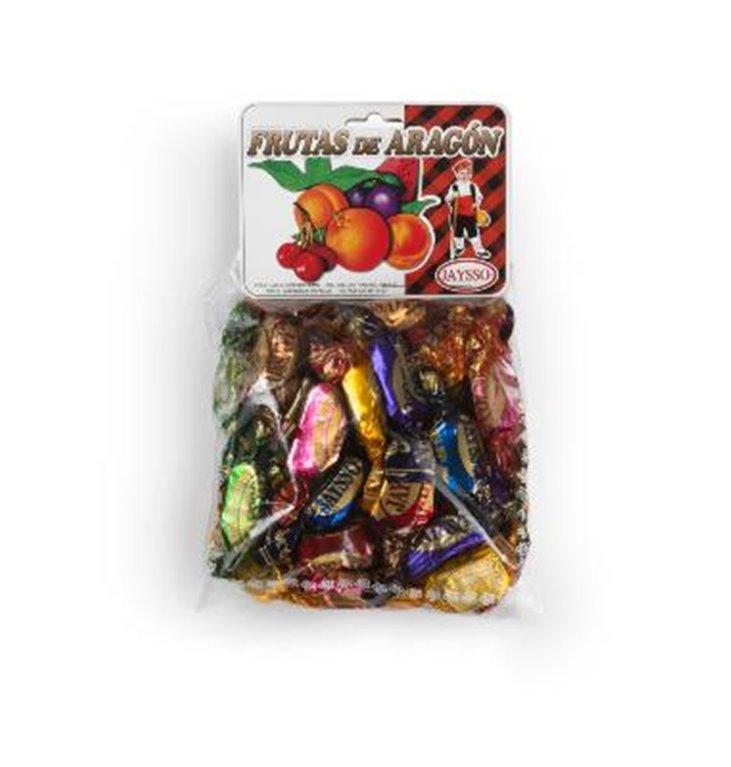 Frutas de Aragón Jaysso bolsa 500gr, 1 ud