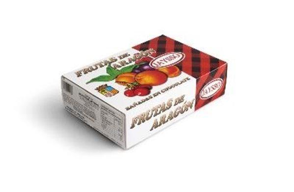 Frutas de Aragón Jaysso en caja