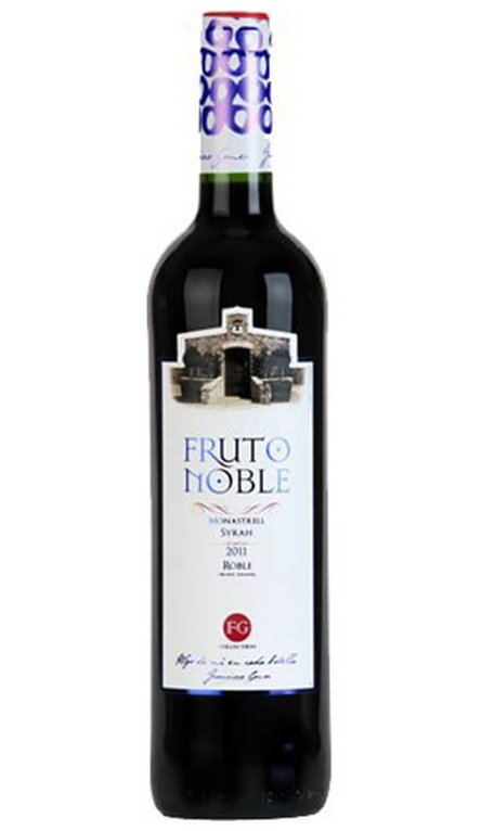 Fruto Noble 2015, 1 ud