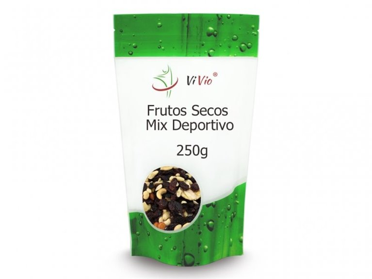 Frutos secos mix deportivo 250g