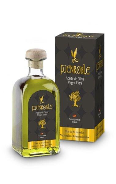 Fuenroble. Aceite de oliva Picual. 500 ml.