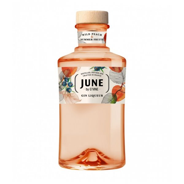 G-VINE JUNE PEACH 0,70 L.