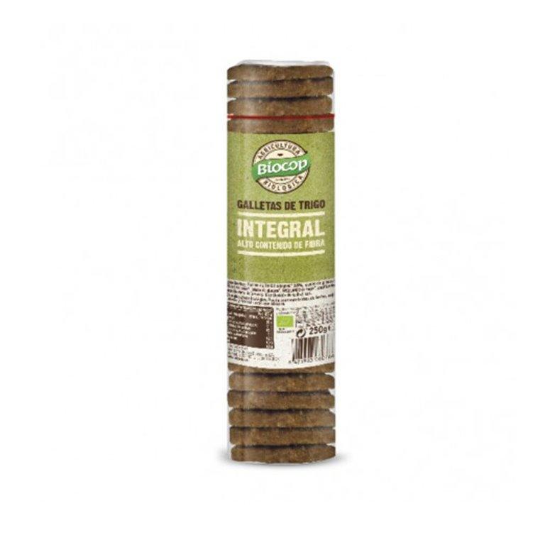 Galleta de trigo integral bio 250g Biocop