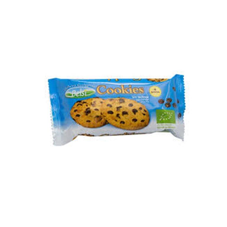 Galleta ecológica Cookie con pepitas de chocolate Belsi