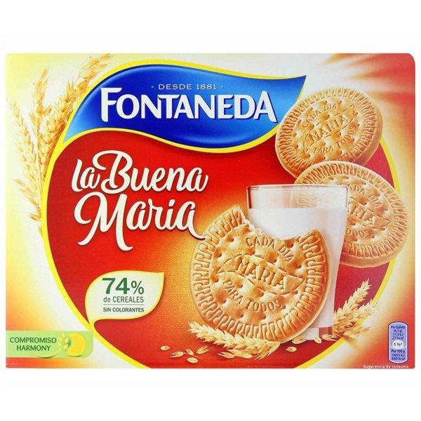 Fontaneda - Paquete de galletas La Buena María (200 gr)