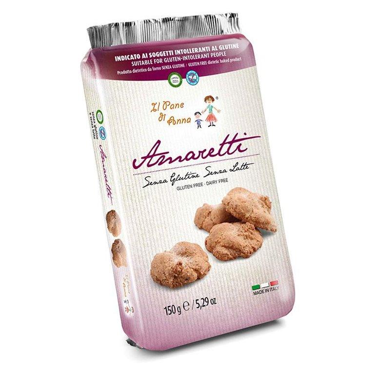 Galletas Amaretti Sin Gluten 150g