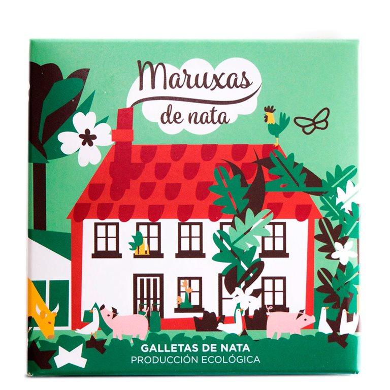 """Galletas artesanales """"Maruxas de Nata"""", 1 ud"""