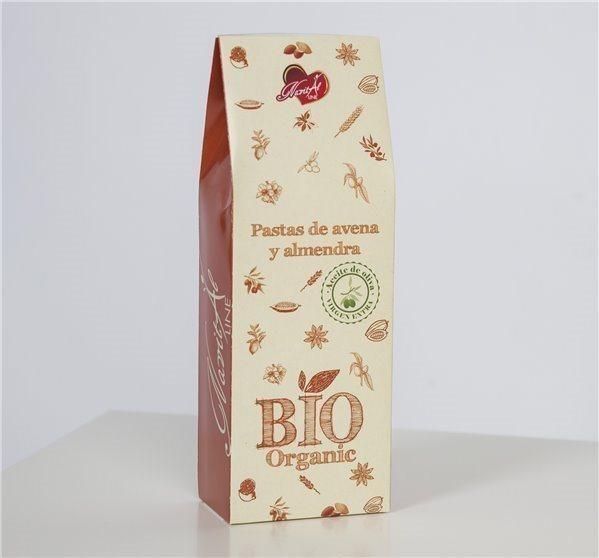 Galletas Bio Avena y Almendra (250 gr)