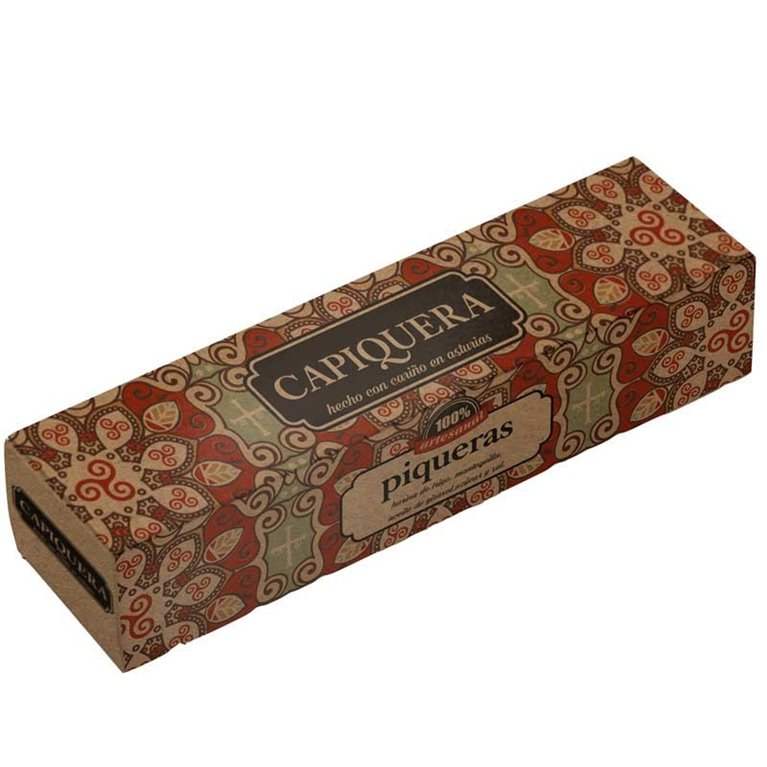Galletas capiqueras con chocolate.
