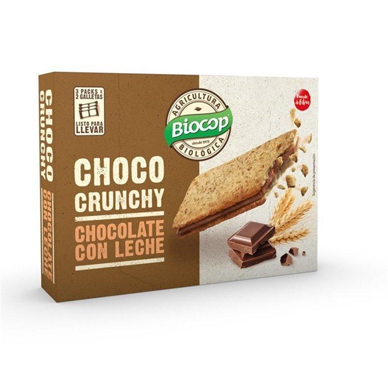 Galletas Choco Crunchy Bio 170g